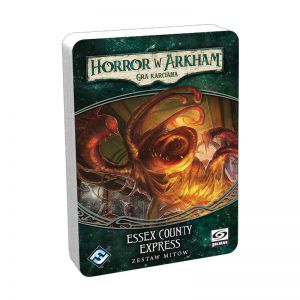 Horror w Arkham LCG - Essex County Express DNŻ