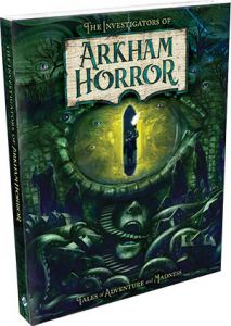 Arkham Novels: The Investigators of Arkham Horror (ENG)
