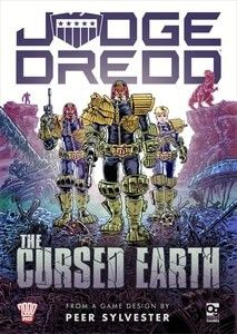 Judge Dredd: The Cursed Earth (ENG)