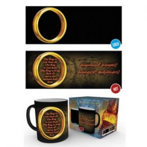 Lord of the Rings One Ring - magiczny kubek
