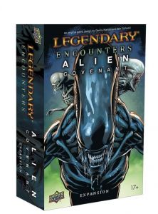 Legendary Encounters: Alien Covenant Expansion (ENG)