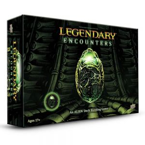 Legendary Encounters: An Alien Deck Building Game (ENG)