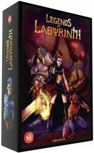 Legends of Labyrinth (edycja polska)