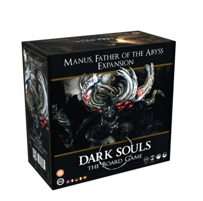 Dark Souls: The Board Game - Manus, Father Of The Abyss Expansion (ENG)