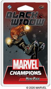 Marvel Champions: Black Widow Hero Pack (ENG)