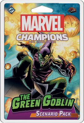 Marvel Champions: The Green Goblin Scenario Pack (ENG)