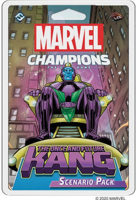 Marvel Champions: The Once and Future Kang Scenario Pack (ENG)
