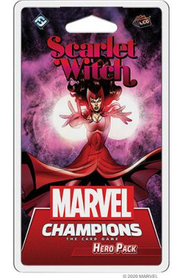Marvel Champions: Scarlet Witch Hero Pack (ENG)