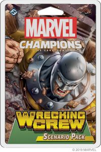 Marvel Champions: The Wrecking Crew Scenario Pack (ENG)