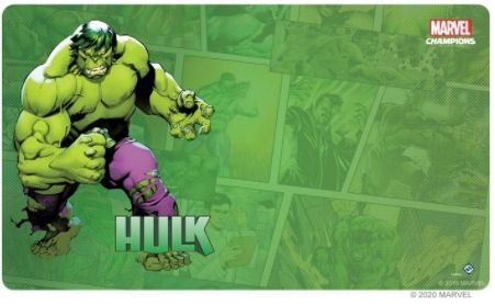 Marvel Champions: The Game Mat - Hulk