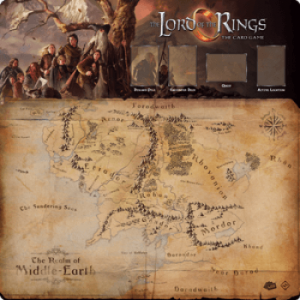 Mata do gry Lord of the Rings LCG: Fellowship 1-4 Player