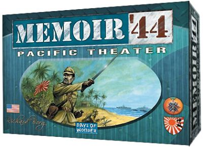 Memoir \'44 - Pacific Theater (ENG)