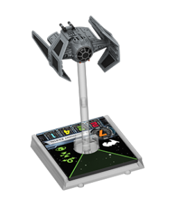 Star Wars x-wing: TIE Aggressor (SWX66)