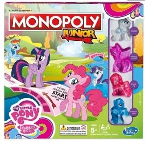 Monopoly Junior: My Little Pony