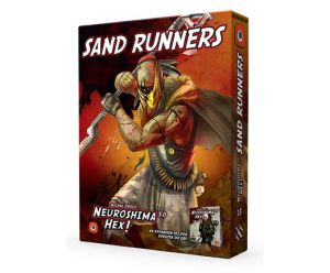 Neuroshima HEX 3.0 - Sand Runners