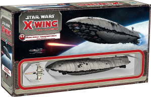 Star Wars x-wing: Rebeliancki Transportowiec (SWX11)