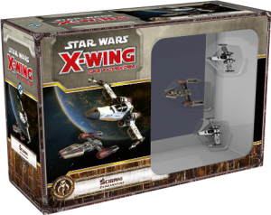 Star Wars x-wing: Ścigani (SWX28)