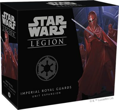 Star Wars Legion: Imperial Royal Guards  (ENG)
