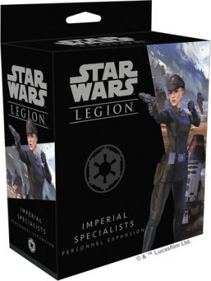 Star Wars: Legion - Imperial Specialists Personnel Expansion (ENG)