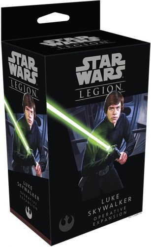 Star Wars: Legion - Luke Skywalker Operative Expansion (ENG)