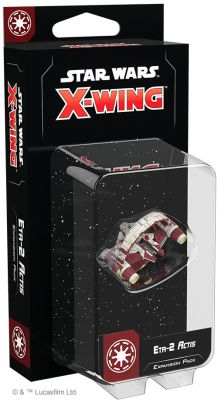 Star Wars: X-Wing 2.0 - Eta-2 Actis Expansion Pack (ENG)