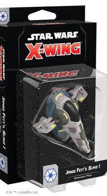 Star Wars: X-Wing 2.0 - Jango Fett\'s Slave I Expansion Pack (ENG)
