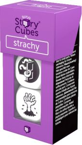 Story Cubes: Strachy