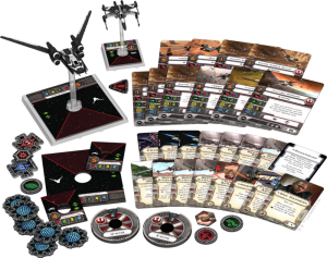 Star Wars x-wing: Renegaci Sawa (SWX74)