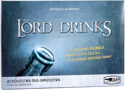The Lord of The Drinks: Władca Promili