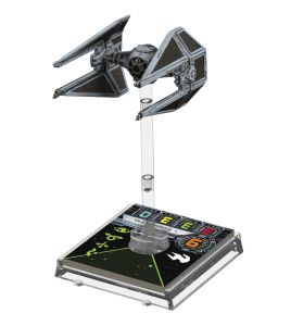 Star Wars x-wing: TIE Interceptor (SWX09)