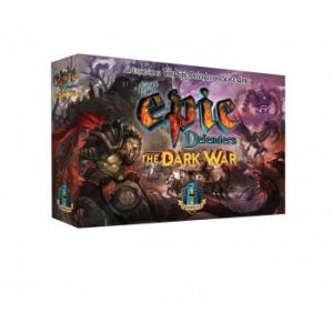 Tiny Epic Defenders: The Dark War (ENG)
