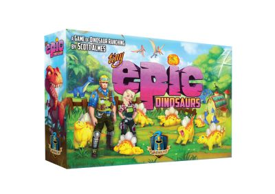 Tiny Epic Dinosaurs (ENG)