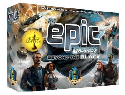 Tiny Epic Galaxies: Beyond the Black Expansion (ENG)