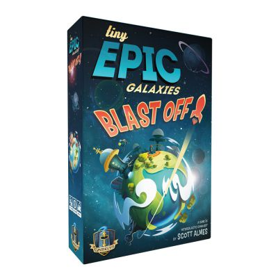 Tiny Epic Galaxies: Blast Off (ENG)