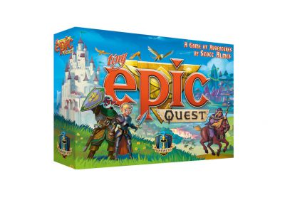 Tiny Epic Quest (ENG)