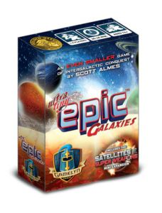 Ultra Tiny Epic Galaxies (ENG)