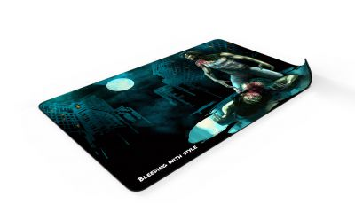 Vampire: The Eternal Struggle - Gangrel Playmat - Mata do gry