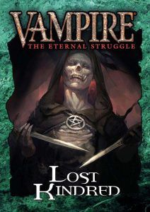 Vampire: The Eternal Struggle - Lost Kindred (ENG)