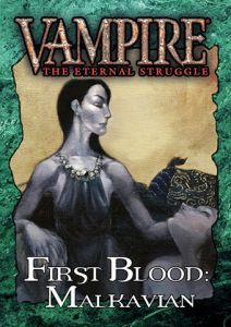 Vampire: The Eternal Struggle - First Blood: Malkavian