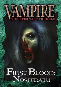 Vampire: The Eternal Struggle - First Blood: Nosferatu