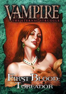 Vampire: The Eternal Struggle - First Blood: Toreador