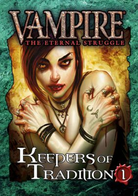 Vampire: The Eternal Struggle - Keepers of Tradition  - Bundle I