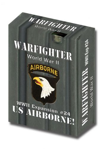 Warfighter: World War II - Exp 24 - US Airborne (ENG)