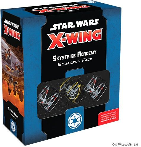 Star Wars: X-Wing: Skystrike Academy Squadron Pack (ENG) (druga edycja)