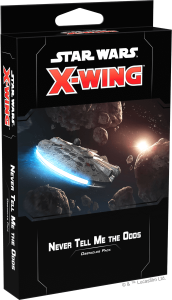 Star Wars: X-Wing 2.0 - Never Tell Me the Odds Obstacles Pack