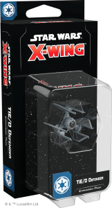 Star Wars: X-Wing 2.0 - TIE/D Defender Expansion Pack (ENG)