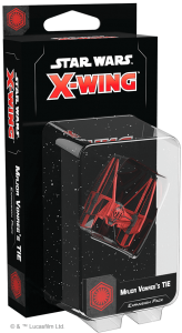 Star Wars: X-Wing 2.0 - Major Vonreg\'s TIE Expansion Pack