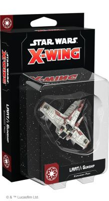 Star Wars: X-Wing 2.0 - LAAT/i Gunship Expansion Pack (ENG)