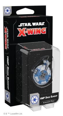 Star Wars: X-Wing - HMP Droid Gunship Expansion Pack (ENG) (druga edycja)