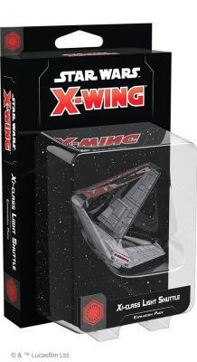 Star Wars: X-Wing 2.0 - Xi-class Light Shuttle Expansion Pack (ENG)